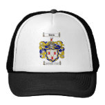 DOYLE FAMILY CREST -  DOYLE COAT OF ARMS TRUCKER HAT