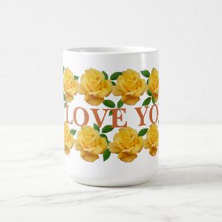Dozen Yellow Rose Mug for any occation