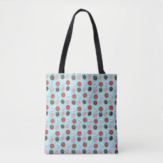 Dozens of Donuts Tote Bag
