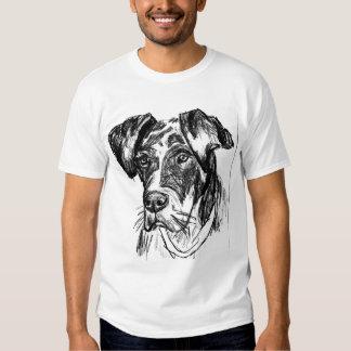 dozer1a blk-wt scan a tee shirt