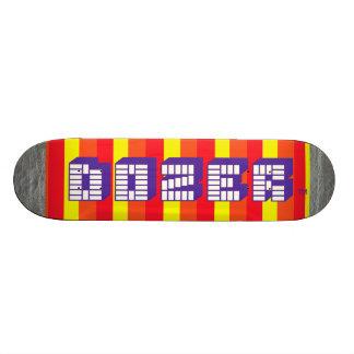 Dozer™ Candy Logo Deck Skateboard