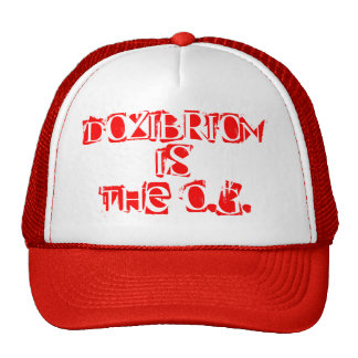 DOZIBRION IS THE O.G. Official hat