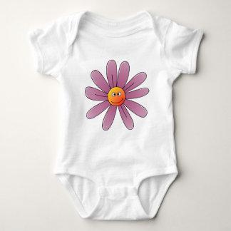 Dozy Daisy Pink Baby Bodysuit