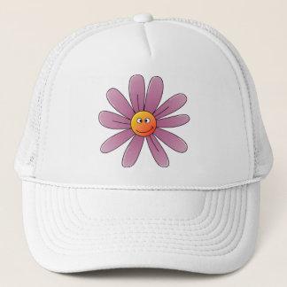 Dozy Daisy Pink Trucker Hat