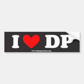 DP Bumper Sticker