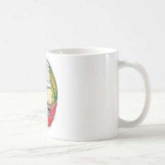 DPRK (North Korea) Emblem Basic White Mug