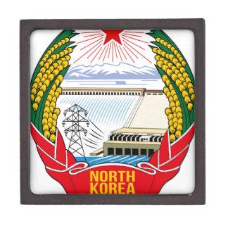 DPRK (North Korea) Emblem Premium Trinket Boxes