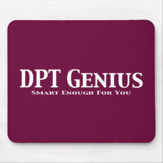 DPT Genius Gifts Mouse Pad