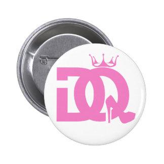 DQ logo 6 Cm Round Badge