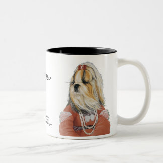 DR168 Shih Tzu mug