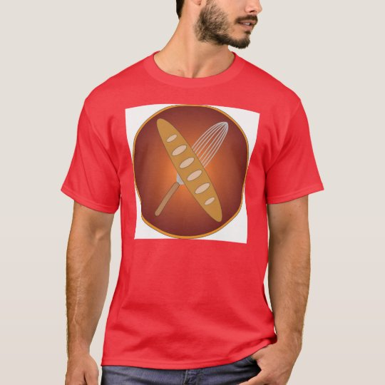 Dr Baked Goods JPEG T-Shirt