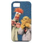 Dr. Bunsen Honeydew and Beaker iPhone 5 Cover