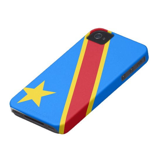 DR Congo Flag iphone 4 case