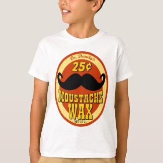 Dr. Dandy's Moustache Wax T-Shirt