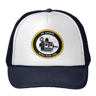 Dr Danger Trucker Hat