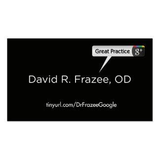Dr. David Frazee Pack Of Standard Business Cards