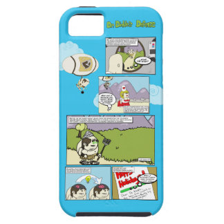 Dr. Dinkle Comic Montage iPhone 5 Cases