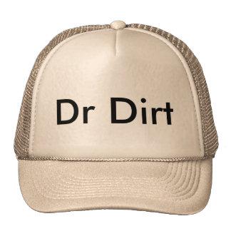 Dr Dirt Cap