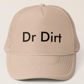 Dr Dirt Trucker Hat