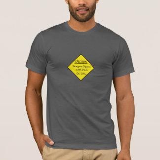 Dr. DM (Dungeon Master, Ph. D.) T-Shirt
