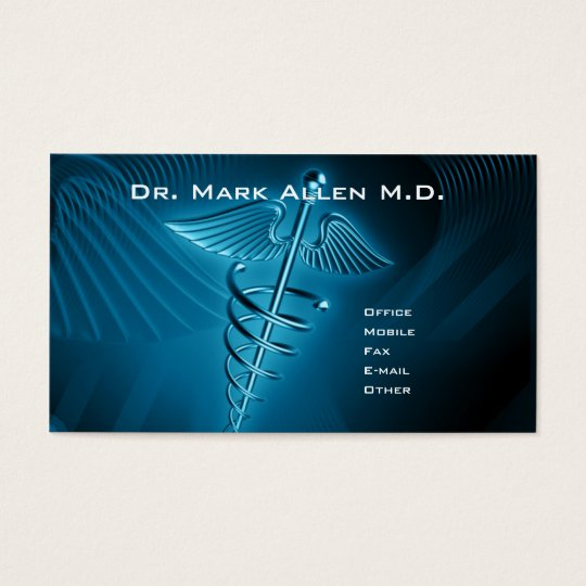 Dr. Doctor Business Card