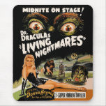 Dr Dracula's Living Nightmares Mousepad