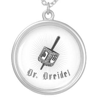 DR. DREIDEL -.png Custom Necklace