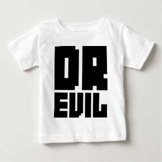 Dr. Evil Baby T-Shirt