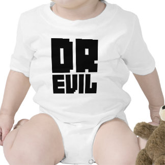 Dr. Evil Baby Creeper