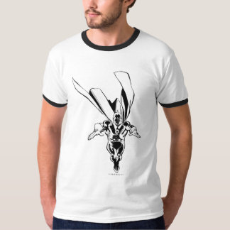 Dr. Fate Flying Outline T Shirt