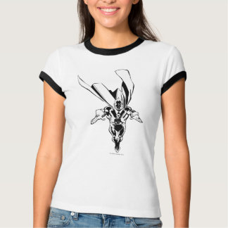 Dr. Fate Flying Outline T-Shirt