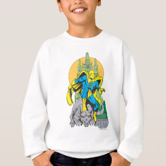 Dr. Fate & Invisible Tower Sweatshirt