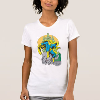 Dr. Fate & Invisible Tower Tshirts