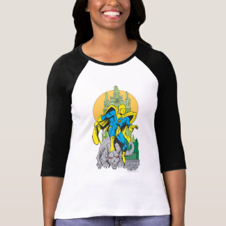 Dr. Fate & Invisible Tower Tshirt
