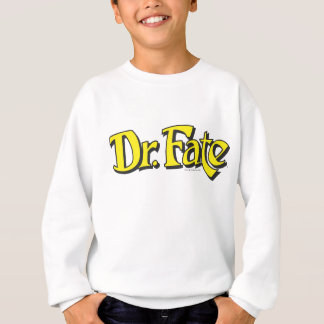 Dr. Fate Logo Sweatshirt