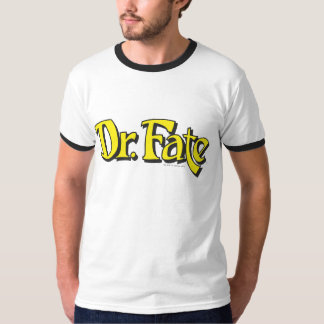 Dr. Fate Logo T-Shirt