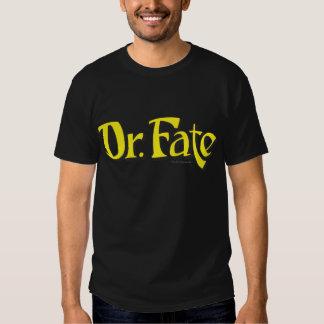 Dr. Fate Logo Tees