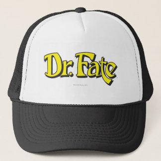 Dr. Fate Logo Trucker Hat
