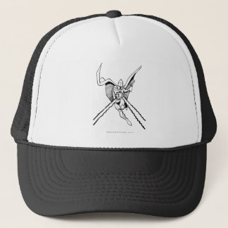 Dr. Fate Magic Outline Trucker Hat