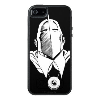 Dr. Fate Mask Outline OtterBox iPhone 5/5s/SE Case