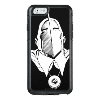 Dr. Fate Mask Outline OtterBox iPhone 6/6s Case