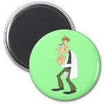 Dr. Heinz Doofenshmirtz 1 Fridge Magnets