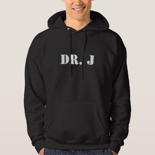 DR. J - Customised Hoodie