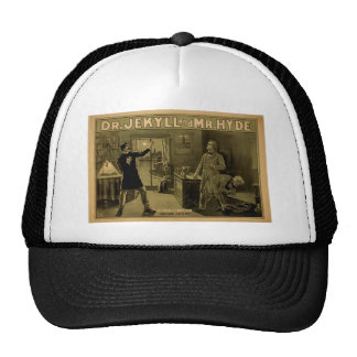 Dr.Jekyll and Mr.Hyde, 'The Transformation' Hats