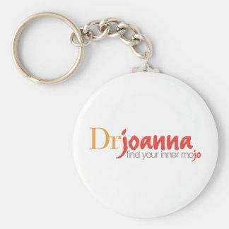 Dr Joanna Logo Key Ring