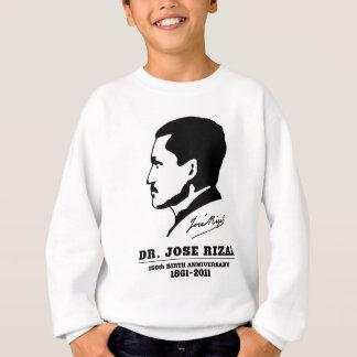 Dr. Jose Rizal @ 150th Birth Anniversary Souvenirs Sweatshirt