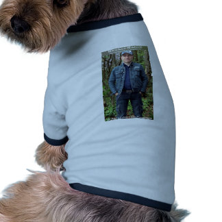 Dr Karl Shuker on Cannock Chase - ShukerNature Pet T Shirt