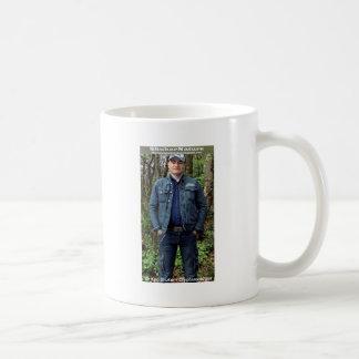 Dr Karl Shuker on Cannock Chase - ShukerNature Coffee Mugs