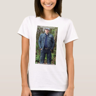 Dr Karl Shuker on Cannock Chase - ShukerNature T-Shirt