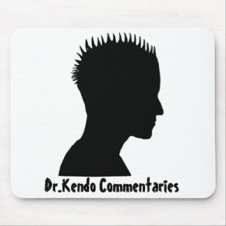 Dr.Kendo Commentaries Mousepad